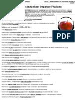 100 canzoni per imparare l'italiano | Adgblog