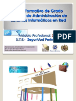 Ciclo Formativo de Grado Superior de Administración de Sistemas Informáticos en Red