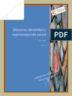 Zullo Julia - Discurso Identidad Y Representacion Social.pdf