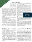 Mercado de frutas y verduras de Legazpi  (Revista de Obras Públicas, Año LXXXIII, nº 2.660, 1935)