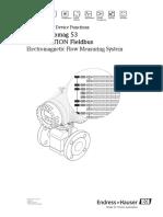 Proline Promag53 FF
