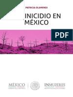 Feminicidio en México