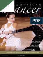 American Dancer July August 2010