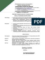 9.2.2.1 SK Standar Dan SPO Layanan Klinis