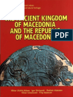 The Ancient Kingdom of Macedonia and the Republic of Macedonia - Viktor Lilchikj Adams, Igor Shirtovski, Vladimir Atanasov, Viktor Simonovski, Filip Adzievski