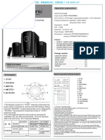 Vision-8 BT (2.1 Bluetooth Speaker) User Guide