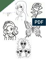 Drawings for Pantograph