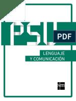 PSU Lenguaje Unidad