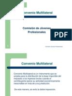Convenio Multilateral - Presentación