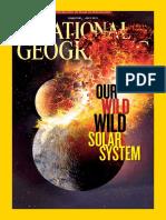 Our Wild Wild Solar System