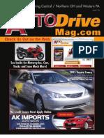 Auto Drive Magazine - Issue 14