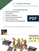 Chapter 7 - Industrial Robotic