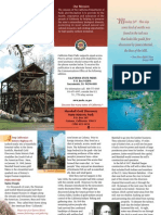 Marshall Gold Discovery State Historic Park Brochure