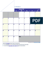 February 2017 Calendar.docx