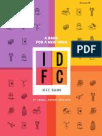 IDFC Bank 5394370316