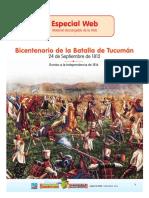 Bi Centenario Batalla de Tucuman