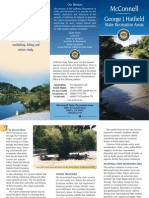 McConnell State Recreaion Area Park Brochure