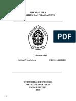 MAKALAH_ Konstitusi