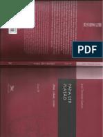 Para Ler Platão - Tomo III - José Trindade Santos