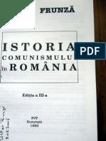 Victor Frunza Istoria Comunismului