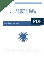 Company Profile Pt Alinea Java