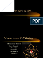 The Cellular Basis of Life (1)