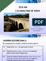 Ecs448 Chapter 5a Arch