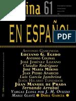 Luvina_61_En español