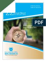 22 SBI Annual Report 2072