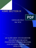 ASME IX