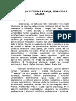 Alijenacija u Delima Kamija Borhesa i Lalica(Ucionica.rs)