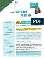 Document d Information Generale