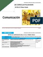 Comunicacion 1 Rutas