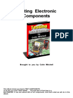 Testing Electronic Components By Colin Mitchell Pdf