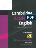Cambridge Academic English Upper-Intermediate Student_s Book