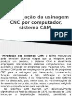 Programação de Usinagem CNC