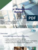 Visitor Management System Infor Basic Guid