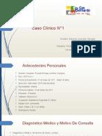 Caso Clínico 1 Eduardo Quezada