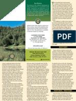 Palomar Mountain State Park Brochure