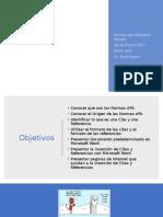Normas y Formato APA