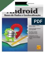 Android Bases de Datos y Geolocalizacion