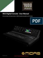 Provisional M32 Manual TAS