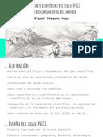 Unidad 3 Expediciones Científicas - Miguel Vásquez