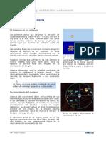 Astronomía y Gravedad 4º ESO