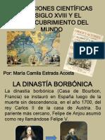 Unidad 3 Expediciones Científicas s XVIII - Maria Camila Estrada