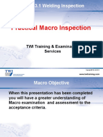 Appendix 5 -Pactical Macro Inspection