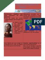 INFORMACION FRANCISCANISMO.docx