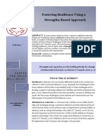 Strengths Based Approach Rb