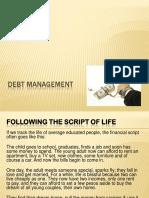 Wealth Academy Training-Debt Management