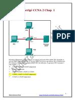 Ccna 2 Chapitre 1 v5 Francais PDF